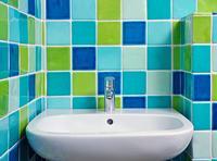 Bespoke Glazed Lava Vanity Tops and Showers