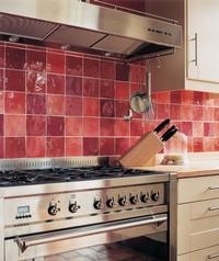 Hand Made Tiles - Hand Glazed Tiles - Salernes