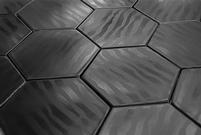 carrelage noir et noir mat